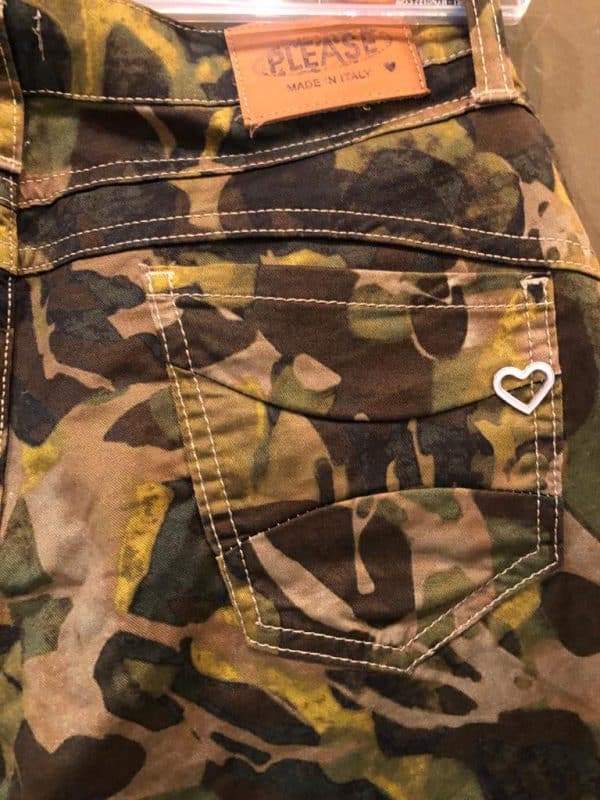 Pantalon militaire Please